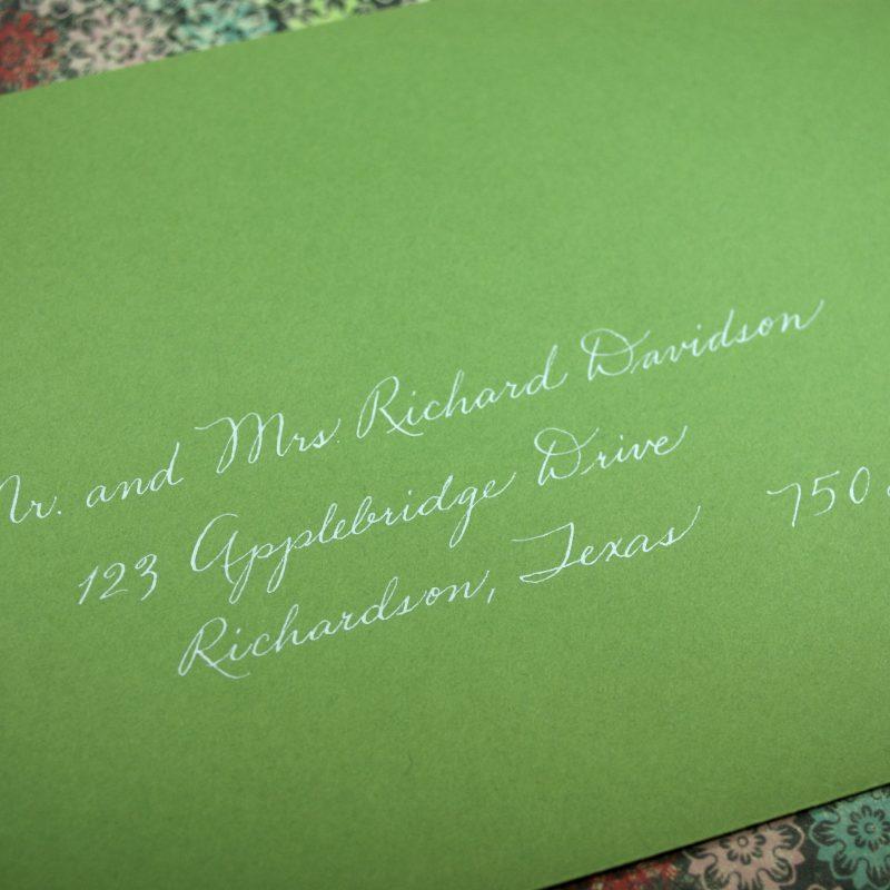 Hand lettered Style Ms. Jones